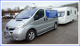 Utowpia Caravans - Mobile Caravan Servicing - Covering North Wales, Cheshire, Staffordshire & Shropshire